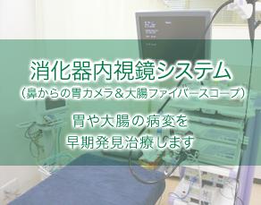 消化器内視鏡システム